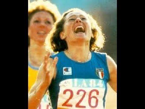 Auguri alla campionessa olimpica  Gabriella Dorio che compie gli anni oggi