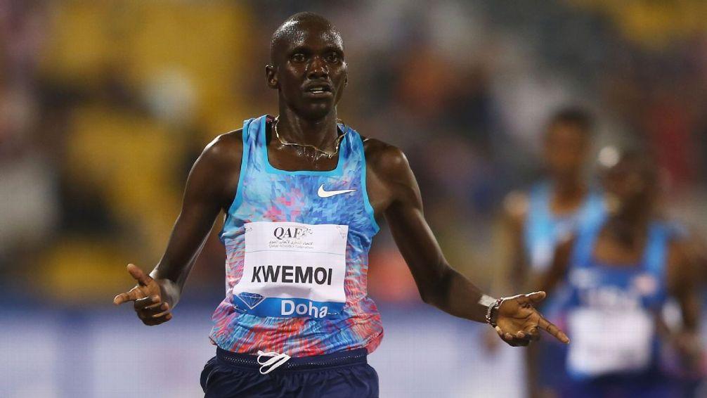 Il Kenya svela lo squadrone per i Mondiali di atletica di Londra