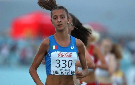 Tricolori Allievi Rieti: Le sfide del mezzofondo