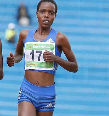 Agnes Jebet vince i 10000 metri nei trials keniani