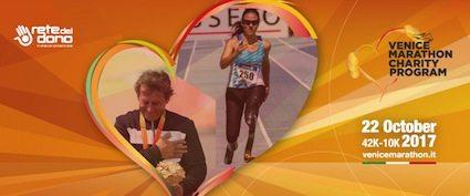 Alex Zanardi e Giusy Versace lanciano il Venicemarathon Charity Program