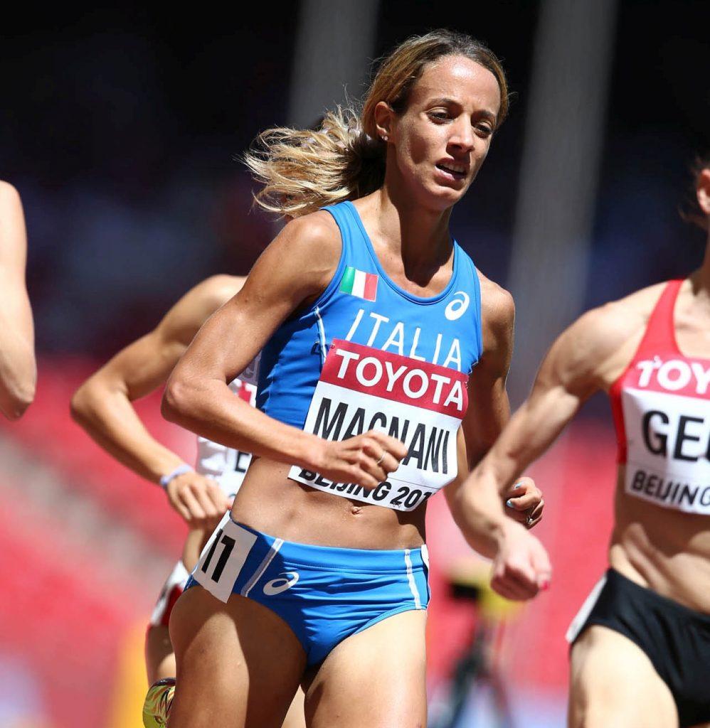 Margherita Magnani ottima prestazione nei 3000 a Stoccolma