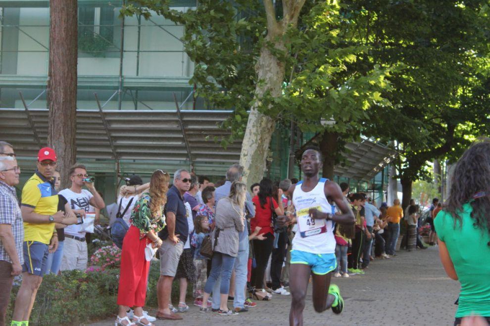 Risultati Trofeo Città di Telesia, vince l'azzurro Salami