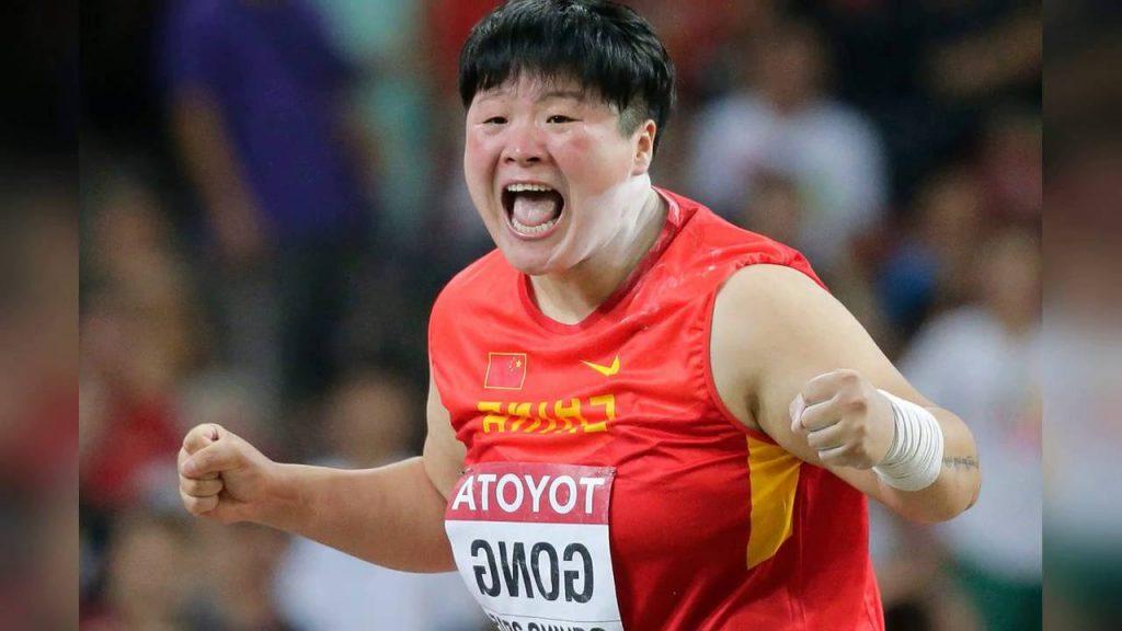 Golden Gala 2017: Nel peso vittoria della cinese  Lijiao GONG