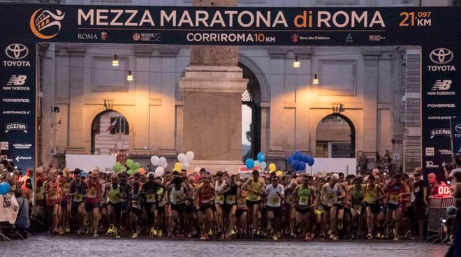 Risultati Mezza Maratona di Roma e CorriRoma