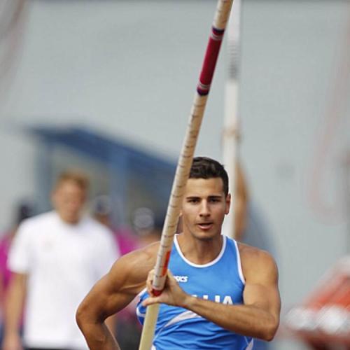 Asta: a Padova Claudio Stecchi  e Alessandro Sinno saltano 5,45