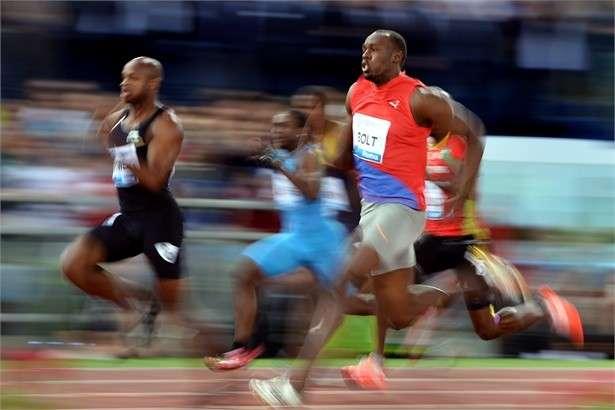 Usain Bolt correrà a Monaco nella tappa della  IAAF Diamond League