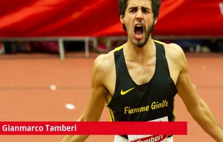Gianmarco Tamberi alle ore 18,00 in gara a Colonia