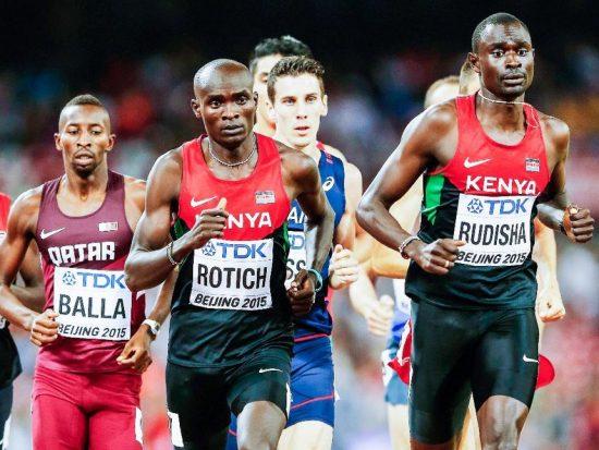 Il grande dilemma del Kenya, chi schierare negli 800 metri ai Mondiali di Londra?