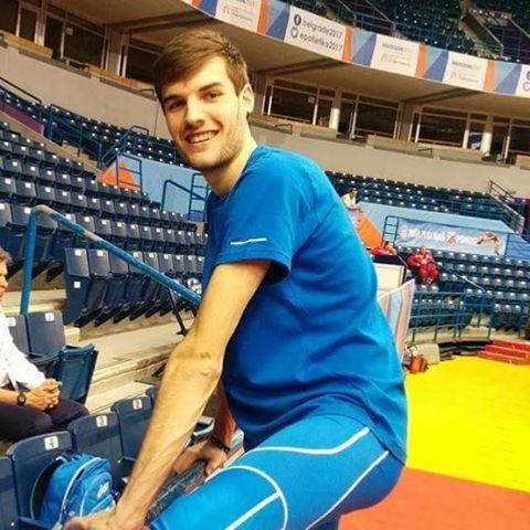 Christian Falocchi conquista l'argento agli europei under 23