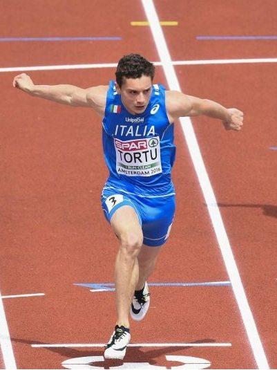 Filippo Tortu guida gli azzurri dello sprint e ostacoli agli Europei U20 di Grosseto