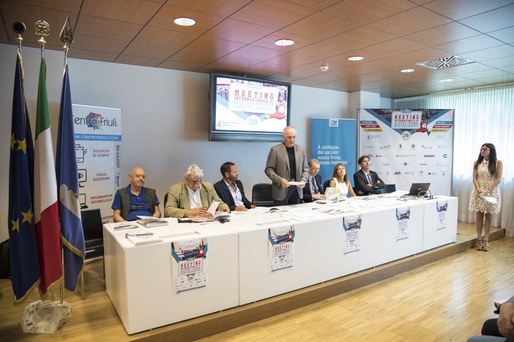 Oltre 150 atleti di 31 paesi in pista al 28° Meeting Sport Solidarietà