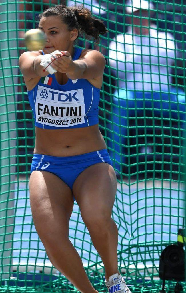 Assoluti Trieste: Sara Fantini vince il lancio del martello