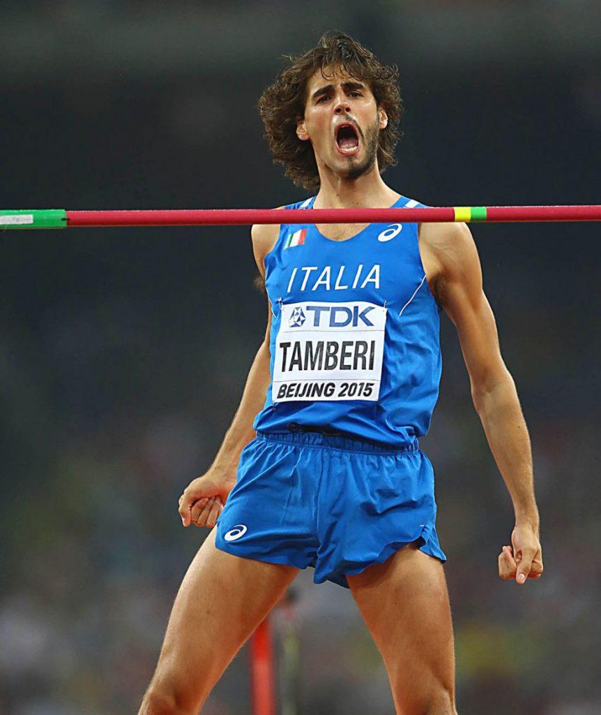 Gianmarco Tamberi è tornato! 2,28 a Budapest