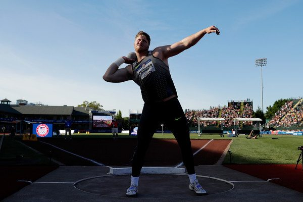 Losanna Diamond League: Nel peso arriva Ryan Crouser