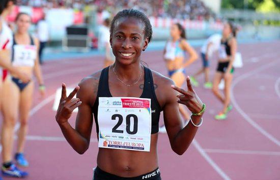 Yusneysi Santiusti a Padova fa il minimo per i Mondiali di Londra negli 800 metri
