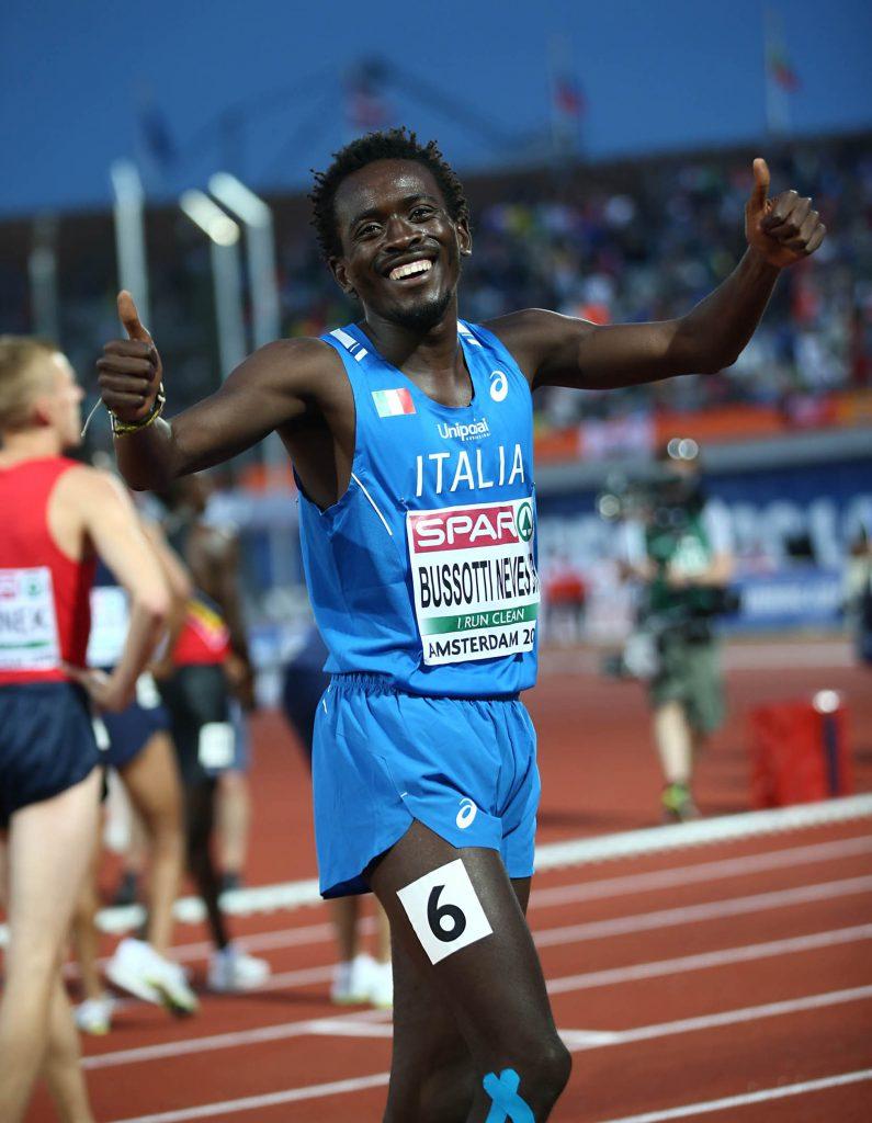 Assoluti Trieste: nei 1500 metri vittorie per Joao Bussotti e Giulia Aprile