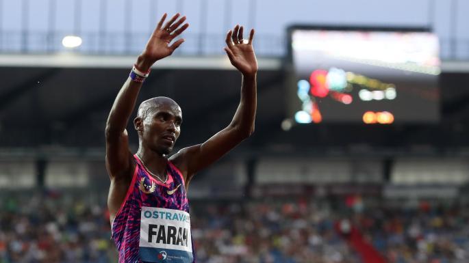 """Mo Farah cancellato dalla Iaaf dai sospettati di doping dopo l'attacco degli hacker """"Fancy  Bears"""""""