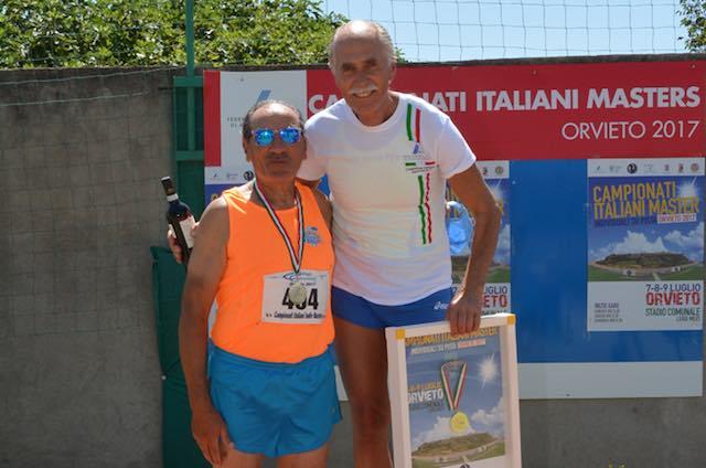 Tricolori Master, nella prima giornata record italiano nei 100 ostacoli