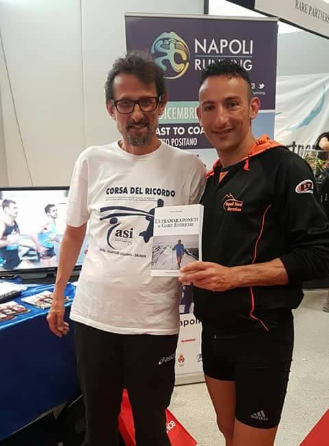 Libro Ultramaratoneti e gare estreme: Spunti molto interessanti -Matteo SIMONE
