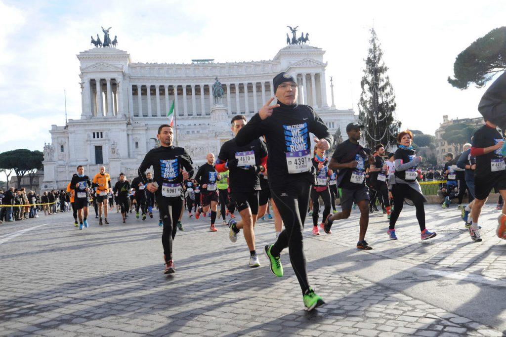 Aperte le iscrizioni per l'ATLETICOM WE RUN ROME 2017, edizione tra Sport e Arte