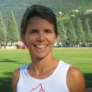 Catherine Bertone al TG1, finalmente anche la Rai si è accorta dell'exploit della Maratona di Berlino