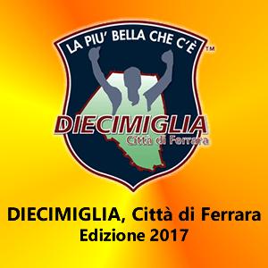 Risultati Diecimiglia di Ferrara: vincono  Hajjali Eljebli e  Beatrice Boccalini