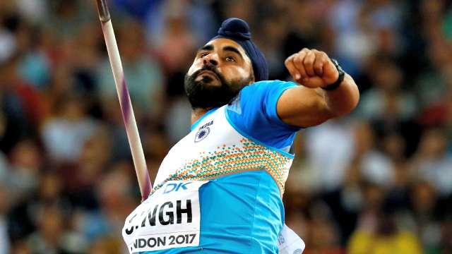Giavellottista indiano ai  Mondiali di Londra pronto a rappresentare l'Italia con il Cus Parma