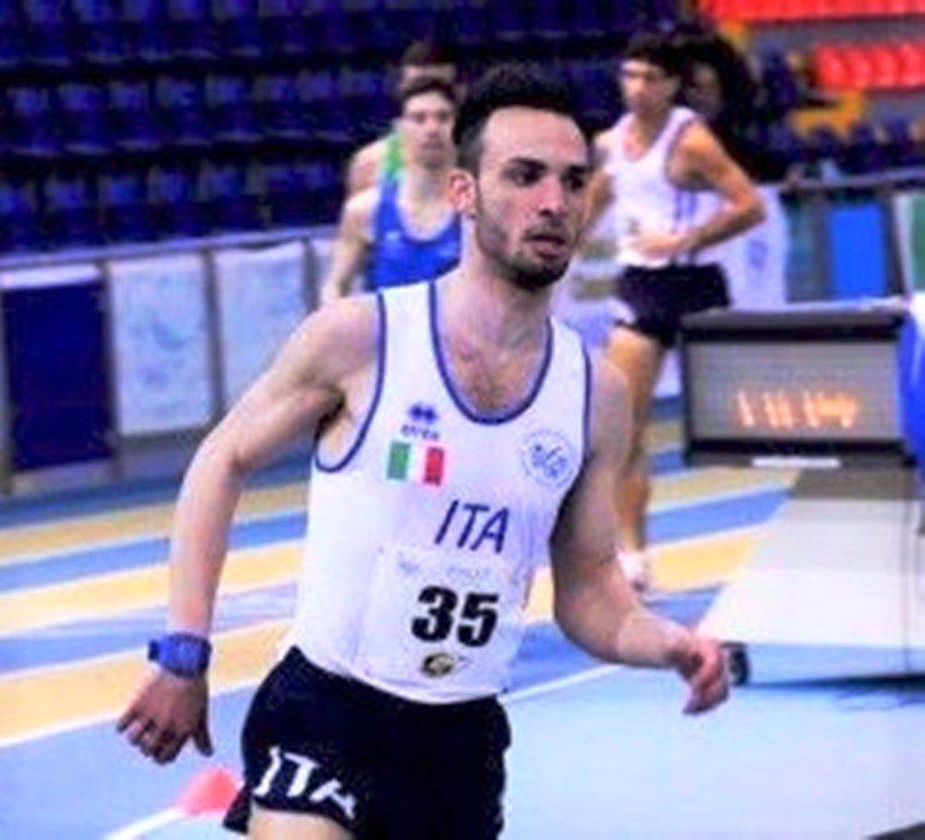 Il Sipontino ALESSANDRO TOMAIUOLO è diventato Vice Campione Europeo di Mezza Maratona