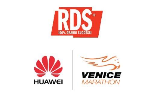 RDS radio partner della 32^ Huawei Venicemarathon