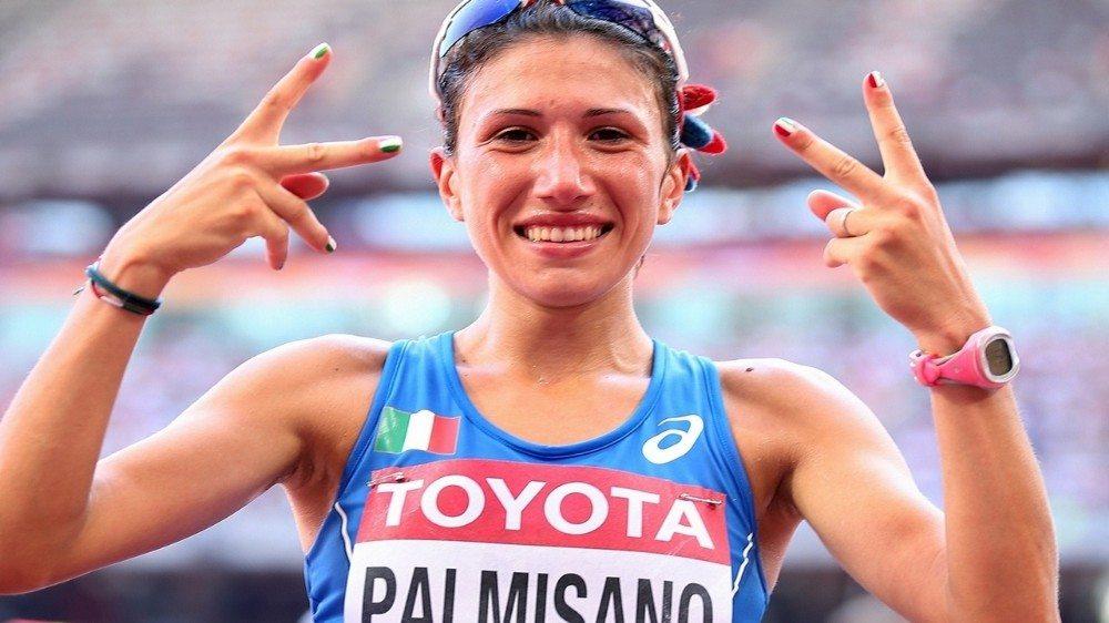 Antonella Palmisano vince la 4 giorni di marcia in Cina