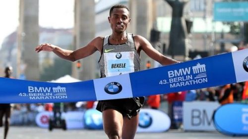 Kenenisa Bekele lancia la sfida a Kipchoge e Kipsang nella Maratona di  Berlino