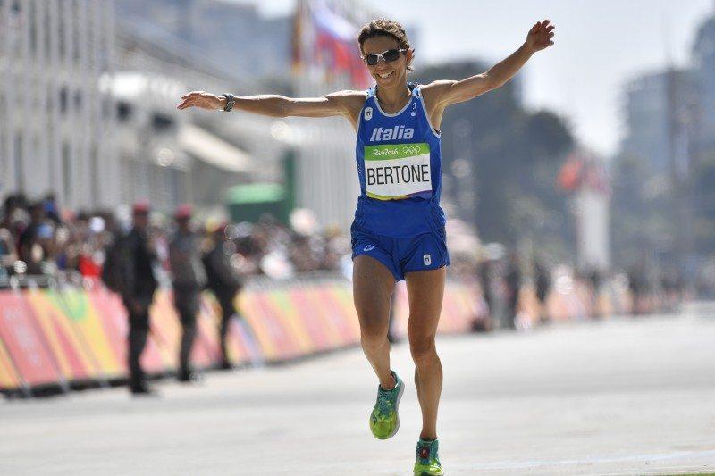 Catherine Bertone fantastica a Berlino, 6^ nella Maratona dei keniani