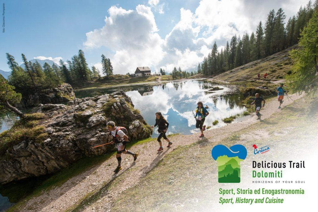 Risultati Delicious Trail Dolimiti: vincono Giovannelli e Rampazzo