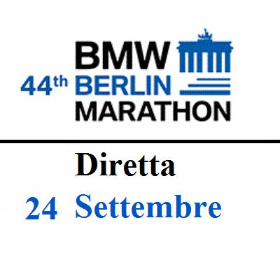 La Diretta su questo blog della Maratona di Berlino, curiosità e montepremi