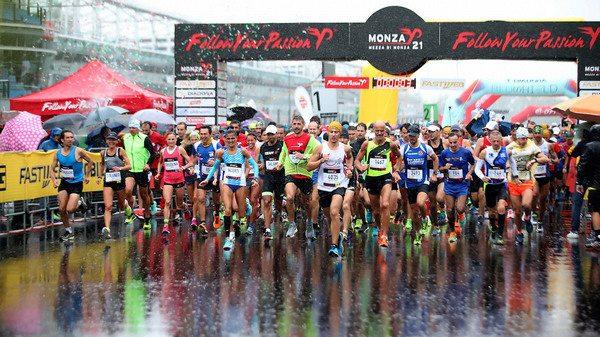 Risultati Mezza di Monza, la pioggia protagonista indesiderata- I vincitori