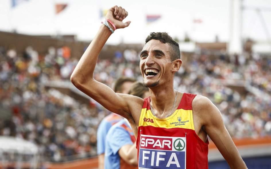 Rilasciato Il campione dei 5000 metri Ilias Fifa  dopo l'arresto per  doping