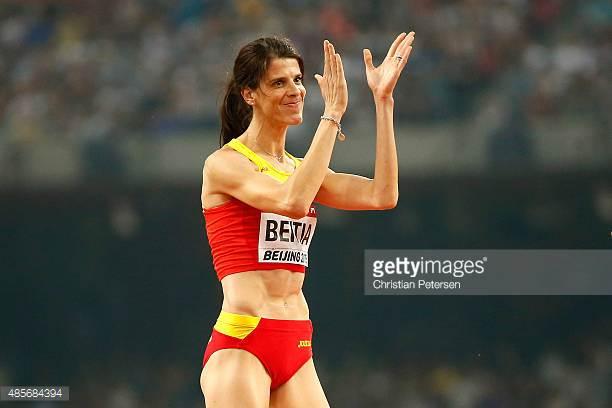 Ruth Beitia annuncia il ritiro dalle gare