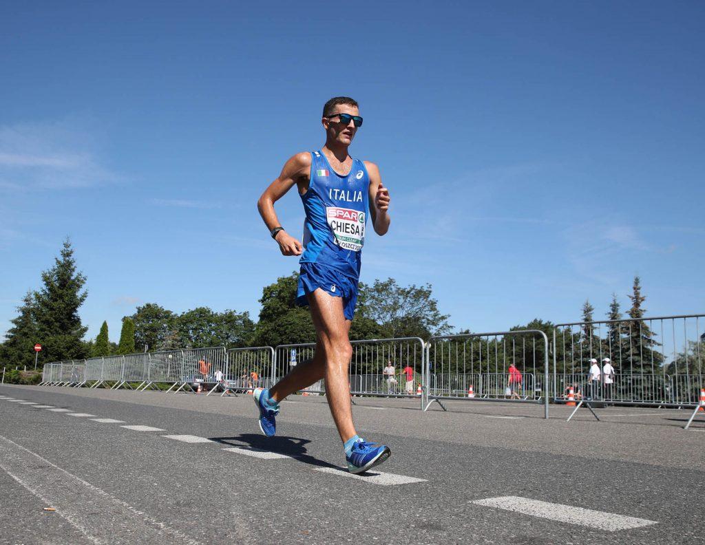 Marcia: Stefano Chiesa campione della 50km a Grottammare (AP)