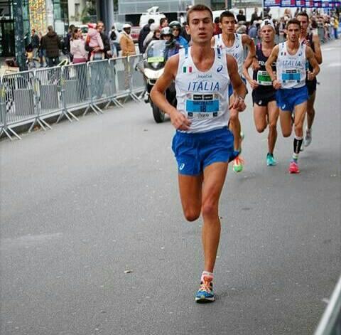 Alessandro Giacobazzi vince la Maratona di Torino