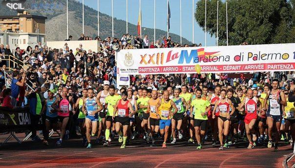 Tutto pronto per la XXIII  Maratona e Mezza Maratona di Palermo del 19 Novembre 2017