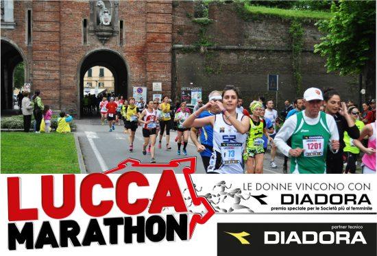 Lucca Marathon 2017, Simukeka e Sustic grandi favoriti