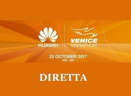 La diretta della Venice Marathon con aggiornamenti in tempo reale