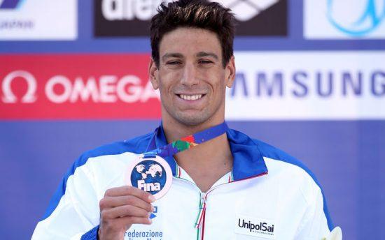 20° Meeting Sport Solidarietà Giovani con Matteo Furlan, argento nei 25km ai mondiali di nuoto