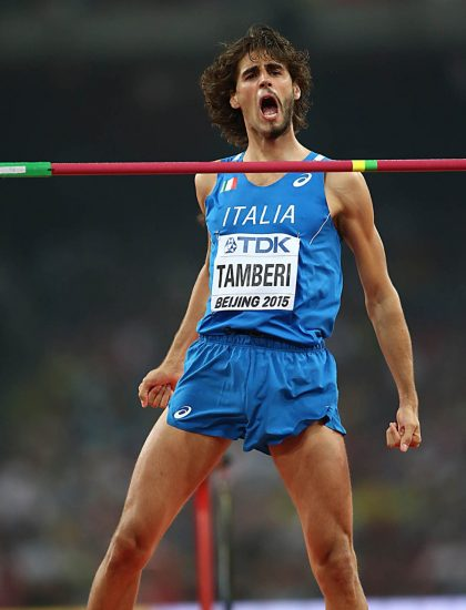 Gianmarco Tamberi su repubblica.it promette: ''Nel 2018 tornerò in vetta''