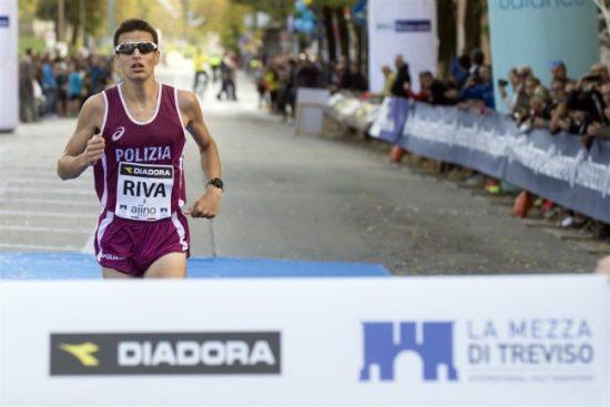 Pietro Riva stravince la Mezza Maratona di Treviso