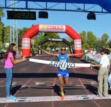 Risultati Half Marathon di Palermo: vince il marocchino Mohammed Hajjy