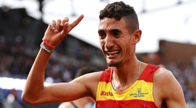 Arrestato lo spagnolo campione europeo dei 5.000 metri Ilias Fifa