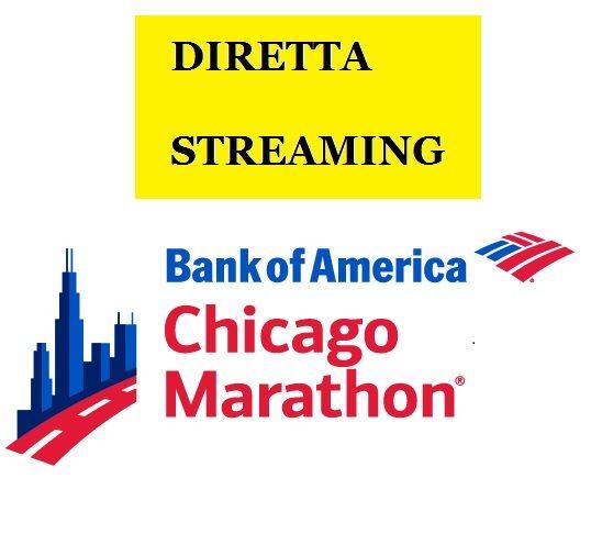 Oggi la Diretta Streaming della Maratona di Chicago su questo blog dalle ore 13,30