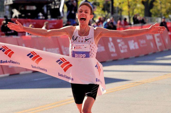 Sorpresa alla Chicago Marathon, vince un americano dopo 15 anni!